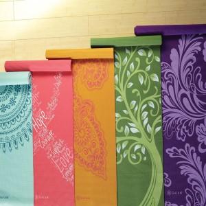 Gaiam print mats
