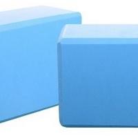 foam blocks blue