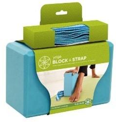 gaiam strap block set