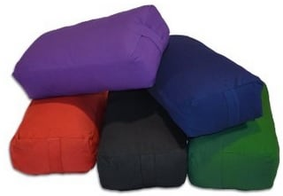 best yoga cushion