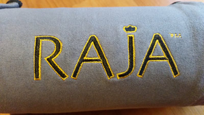raja creationz royal towel