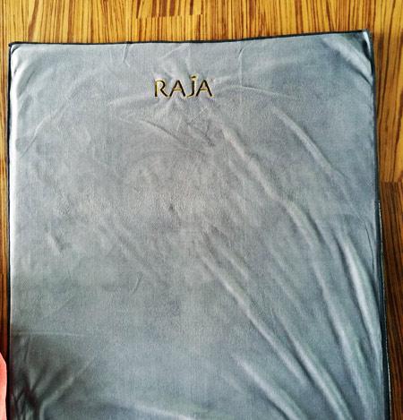 raja full length towel