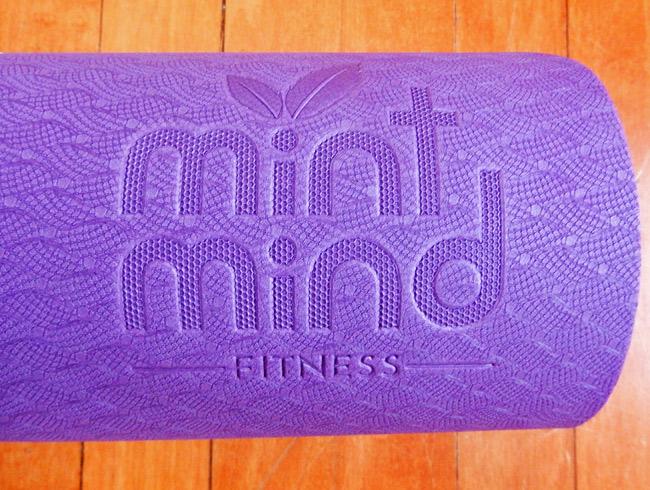 mint mind yoga mat review