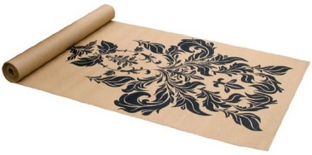Gaiam Damask mat