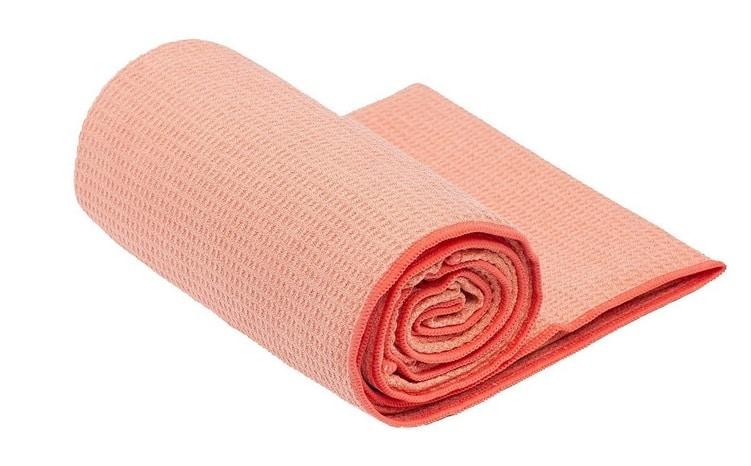 shandali non slip - best hot yoga mat towel