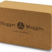 hugger mugger cork yoga blocks