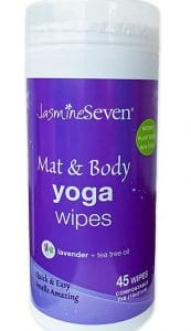 jasmine seven yoga mat wipes