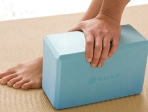 gaiam foam brick