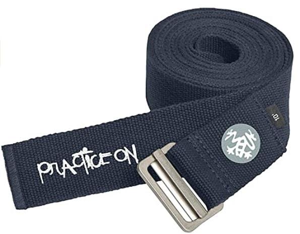 manduka align - length of yoga strap