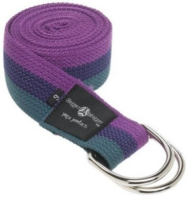 hugger mugger D-ring best stretching strap