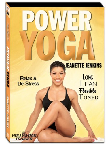 power yoga dvd cd video