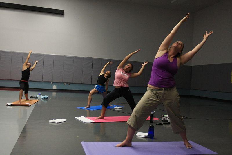 power yoga videos dvds