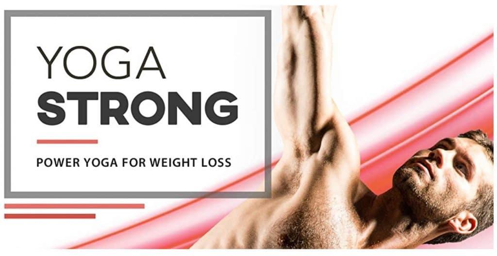 yoga strong advanced intermediate yoga dvd