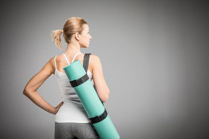 best yoga mat carrying strap sling