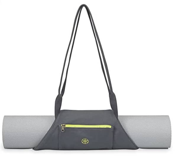gaiam on the go mat sling strap