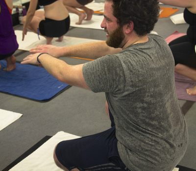 hot yoga temperature