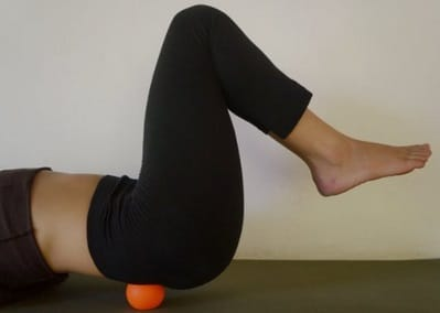 yoga balls therapy massage
