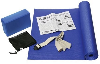 gofit yoga starter kit