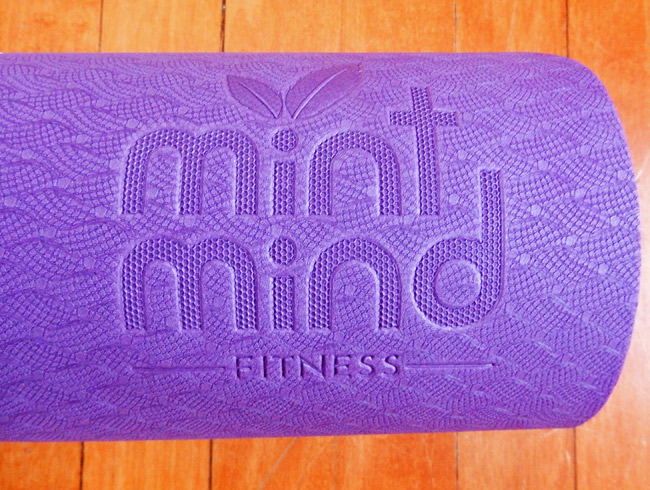 mint mind yoga mat review