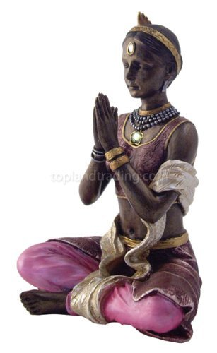 yoga meditation gifts 2020 - praying figurine