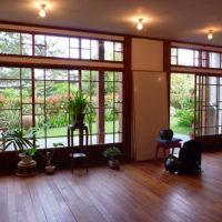 home yoga studio
