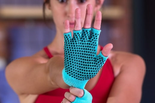 best yoga gloves