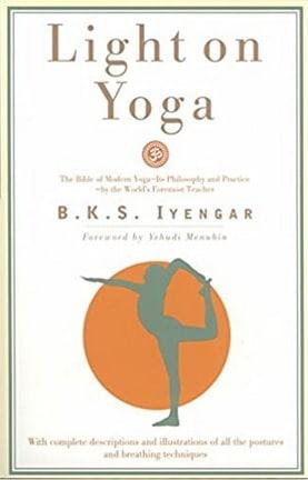light on yoga books about meditation