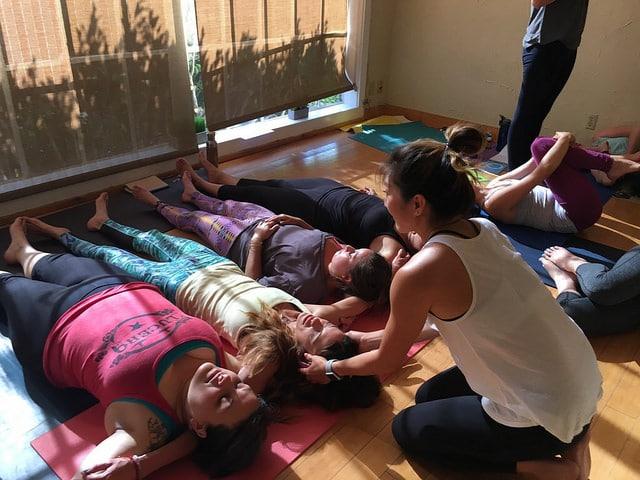 ready yoga teacher training