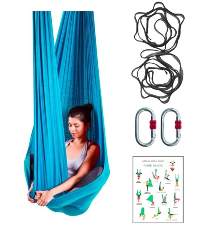 black friday aerial yoga mat