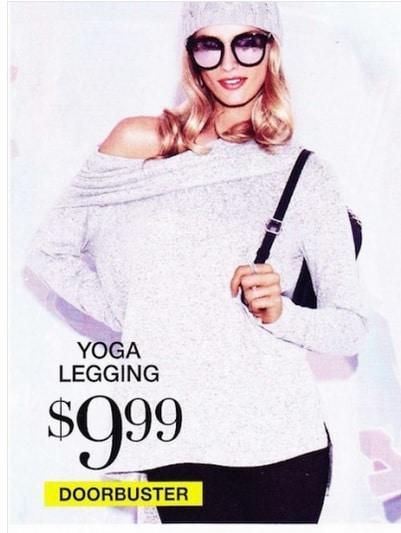 black friday yoga leggings