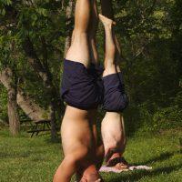 guys should do yoga
