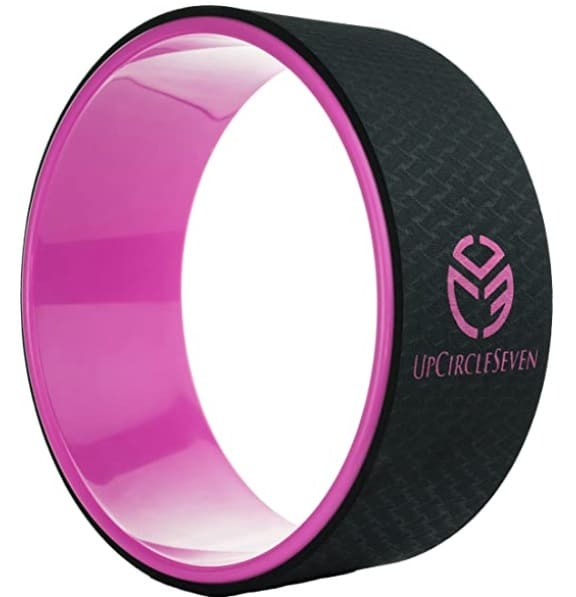 upcircleseven best yoga wheel reviews