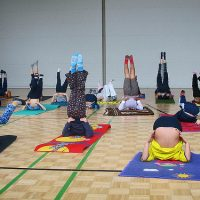 yoga for kids getting started