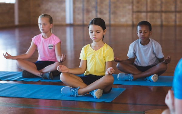 yoga gear for kids accessories