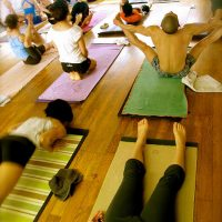 yoga modifications seniors