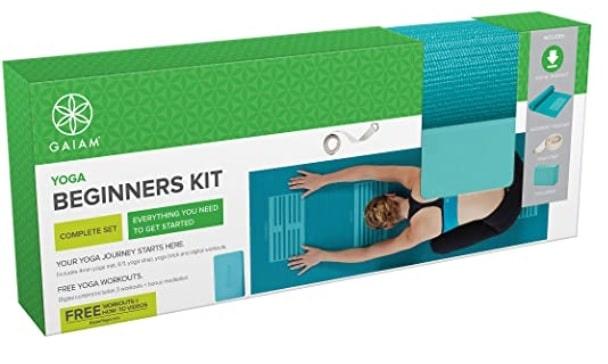 gaiam beginners kit