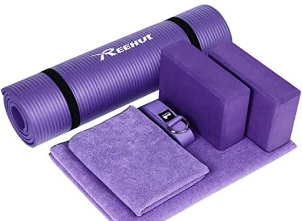 reehut yoga kit for beginners