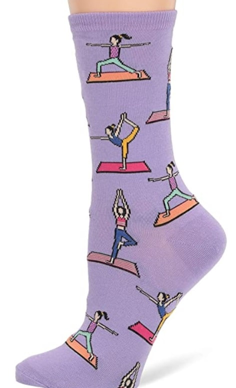 best yoga gifts hot sox