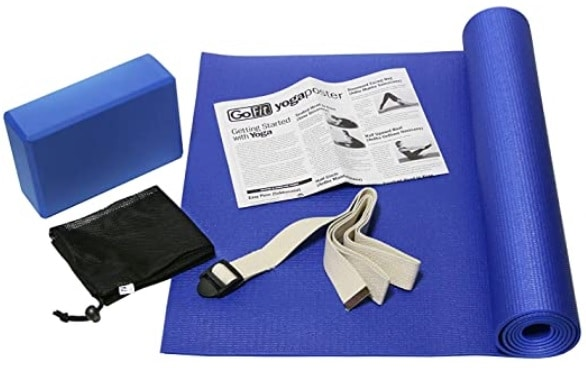 starter kit yoga gear