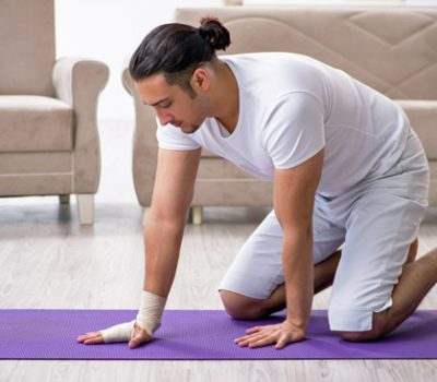 yoga for injuries - common poses