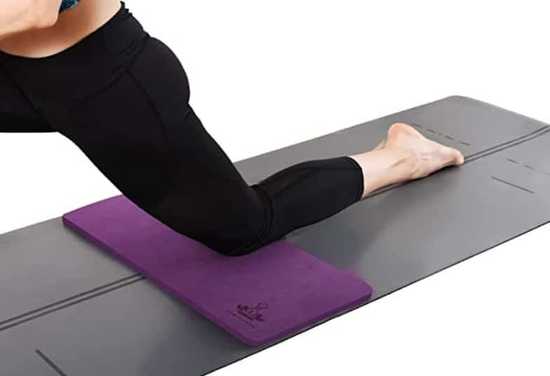 best yoga knee pads reviews