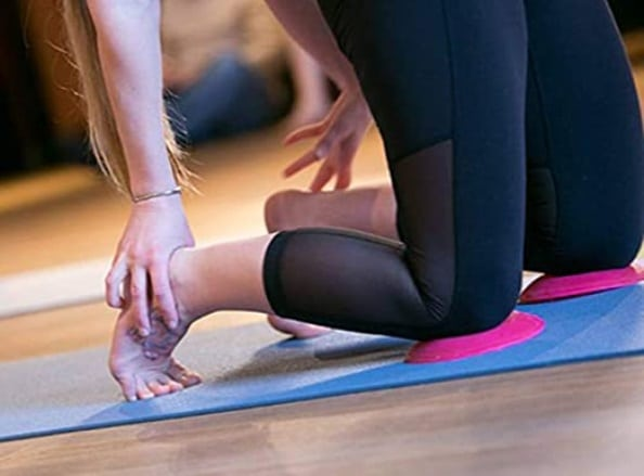 yoga jellies knee pads