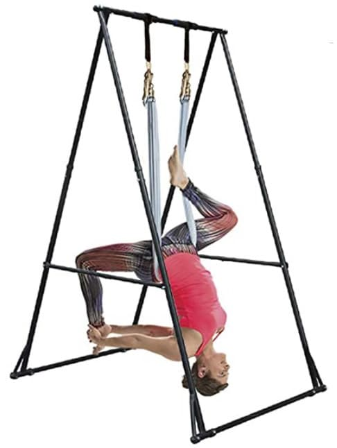 kt indoor yoga trapeze stand