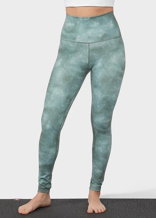 manduka printed legging