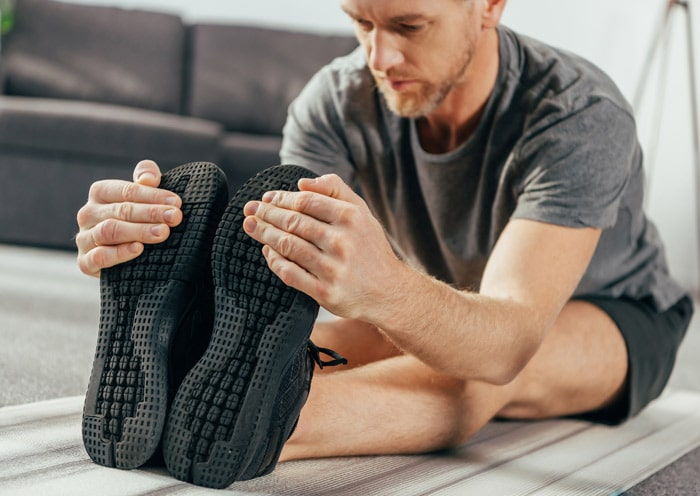 best mens yoga shoes