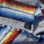 cotton yoga blankets