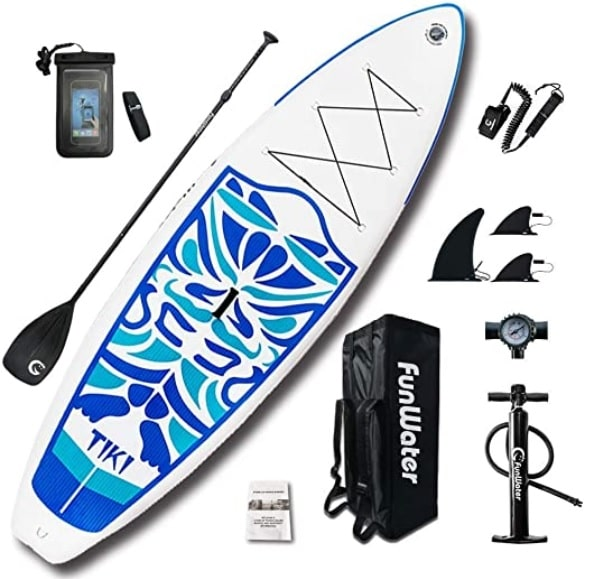 funwater sup yoga board