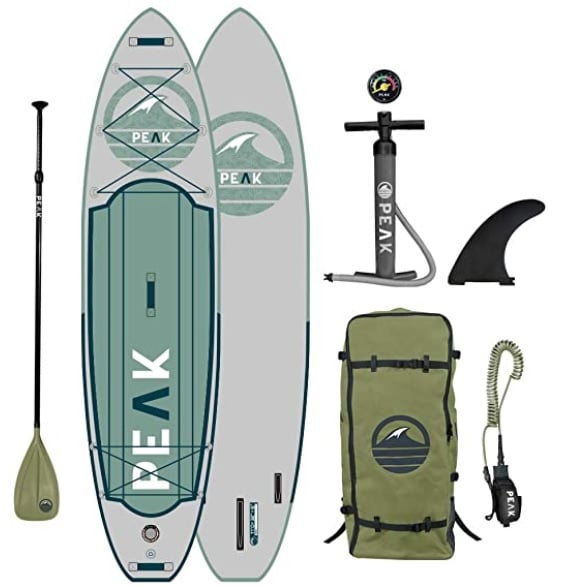 peak expedition sup yoga board