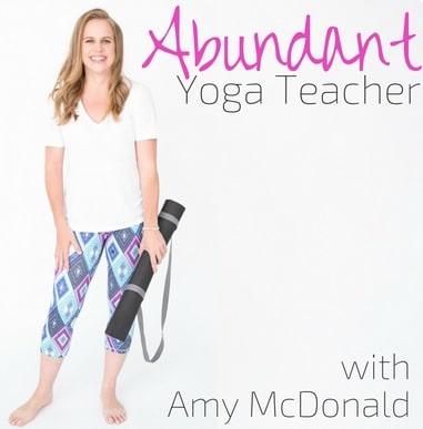 abundant yoga teacher