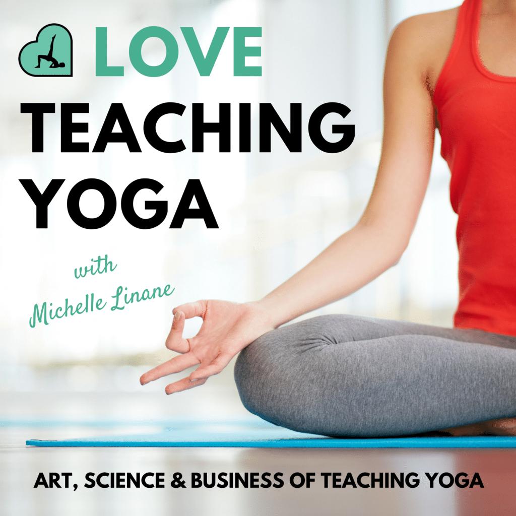 love teaching yoga podcast